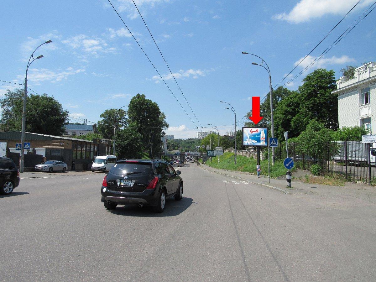 Экран №227947 в городе Киев (Киевская область), размещение наружной рекламы, IDMedia-аренда по самым низким ценам!