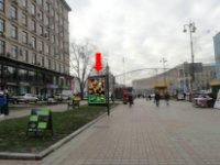 Ситилайт №228136 в городе Киев (Киевская область), размещение наружной рекламы, IDMedia-аренда по самым низким ценам!