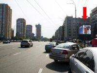 Экран №228184 в городе Киев (Киевская область), размещение наружной рекламы, IDMedia-аренда по самым низким ценам!