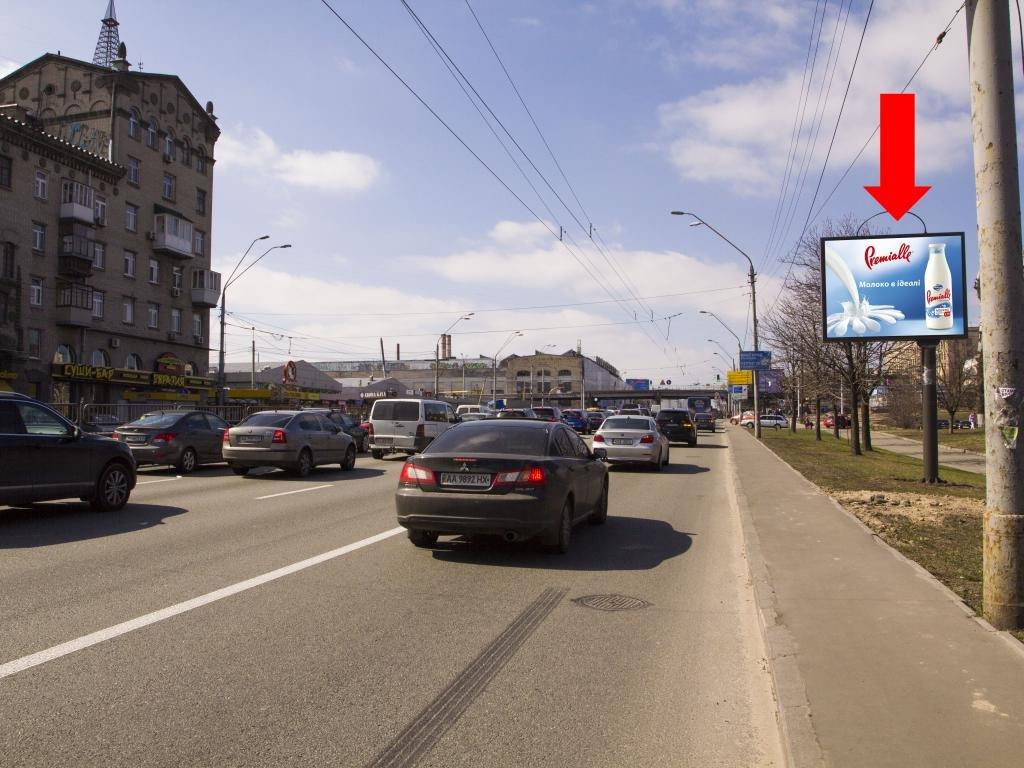 Экран №228186 в городе Киев (Киевская область), размещение наружной рекламы, IDMedia-аренда по самым низким ценам!