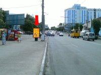 Ситилайт №228348 в городе Кропивницкий(Кировоград) (Кировоградская область), размещение наружной рекламы, IDMedia-аренда по самым низким ценам!