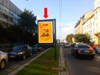 Ситилайт №228412 в городе Львов (Львовская область), размещение наружной рекламы, IDMedia-аренда по самым низким ценам!