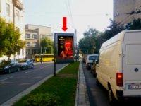 Ситилайт №228413 в городе Львов (Львовская область), размещение наружной рекламы, IDMedia-аренда по самым низким ценам!