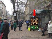 Ситилайт №228442 в городе Львов (Львовская область), размещение наружной рекламы, IDMedia-аренда по самым низким ценам!