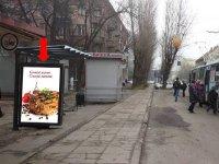 Ситилайт №228449 в городе Львов (Львовская область), размещение наружной рекламы, IDMedia-аренда по самым низким ценам!