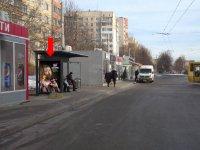 Ситилайт №228459 в городе Львов (Львовская область), размещение наружной рекламы, IDMedia-аренда по самым низким ценам!