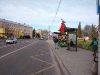 Ситилайт №228462 в городе Львов (Львовская область), размещение наружной рекламы, IDMedia-аренда по самым низким ценам!