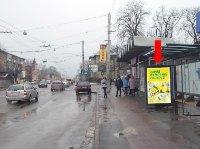 Ситилайт №228464 в городе Львов (Львовская область), размещение наружной рекламы, IDMedia-аренда по самым низким ценам!