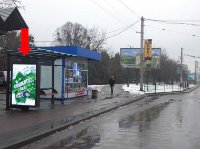 Ситилайт №228465 в городе Львов (Львовская область), размещение наружной рекламы, IDMedia-аренда по самым низким ценам!