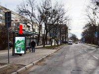 Ситилайт №228471 в городе Львов (Львовская область), размещение наружной рекламы, IDMedia-аренда по самым низким ценам!