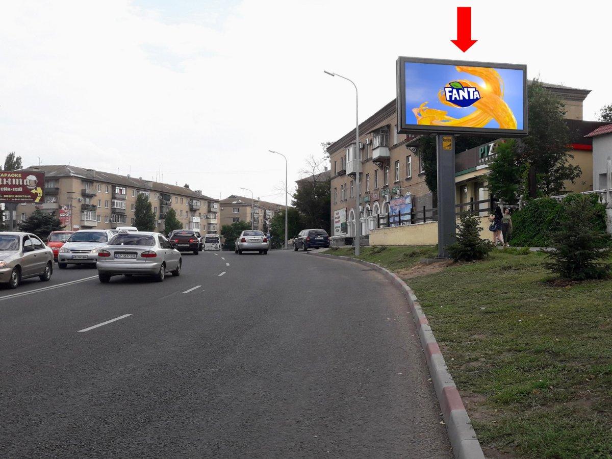 Бэклайт №228492 в городе Мелитополь (Запорожская область), размещение наружной рекламы, IDMedia-аренда по самым низким ценам!