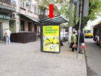 Ситилайт №228507 в городе Одесса (Одесская область), размещение наружной рекламы, IDMedia-аренда по самым низким ценам!