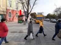 Ситилайт №228517 в городе Ужгород (Закарпатская область), размещение наружной рекламы, IDMedia-аренда по самым низким ценам!