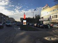 Ситилайт №228531 в городе Житомир (Житомирская область), размещение наружной рекламы, IDMedia-аренда по самым низким ценам!