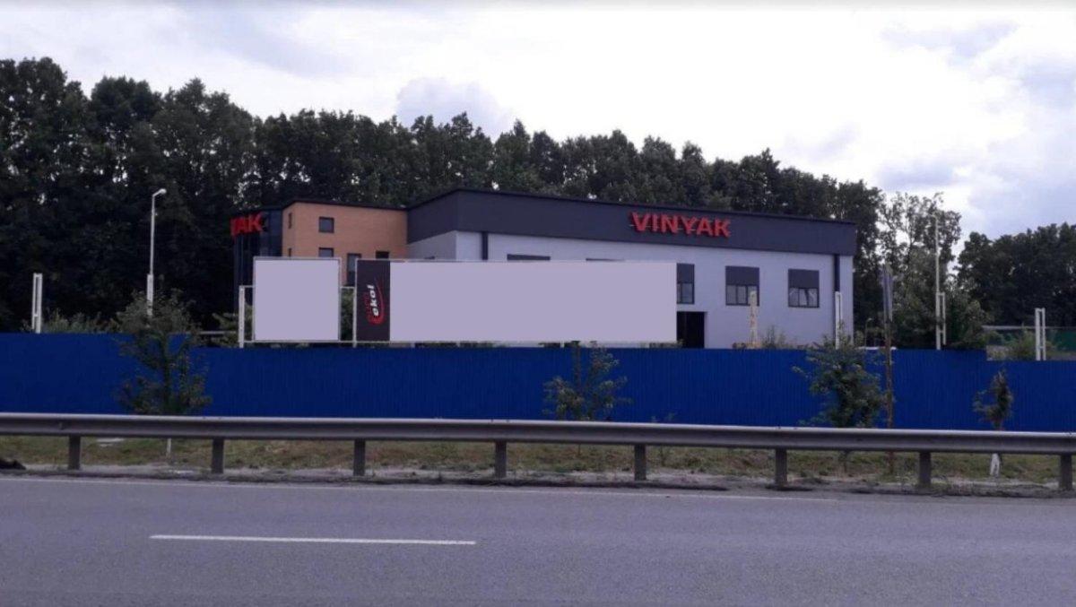 Турникет №228539 в городе Винница (Винницкая область), размещение наружной рекламы, IDMedia-аренда по самым низким ценам!