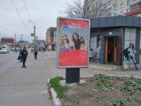 Ситилайт №229388 в городе Хмельницкий (Хмельницкая область), размещение наружной рекламы, IDMedia-аренда по самым низким ценам!