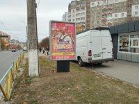 Ситилайт №229404 в городе Хмельницкий (Хмельницкая область), размещение наружной рекламы, IDMedia-аренда по самым низким ценам!