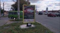 Ситилайт №229411 в городе Хмельницкий (Хмельницкая область), размещение наружной рекламы, IDMedia-аренда по самым низким ценам!