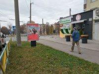 Ситилайт №229412 в городе Хмельницкий (Хмельницкая область), размещение наружной рекламы, IDMedia-аренда по самым низким ценам!