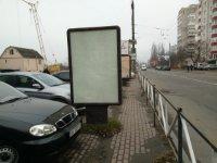 Ситилайт №229419 в городе Хмельницкий (Хмельницкая область), размещение наружной рекламы, IDMedia-аренда по самым низким ценам!