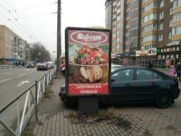 Ситилайт №229420 в городе Хмельницкий (Хмельницкая область), размещение наружной рекламы, IDMedia-аренда по самым низким ценам!