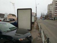 Ситилайт №229421 в городе Хмельницкий (Хмельницкая область), размещение наружной рекламы, IDMedia-аренда по самым низким ценам!