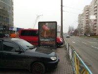 Ситилайт №229423 в городе Хмельницкий (Хмельницкая область), размещение наружной рекламы, IDMedia-аренда по самым низким ценам!