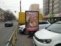 Ситилайт №229424 в городе Хмельницкий (Хмельницкая область), размещение наружной рекламы, IDMedia-аренда по самым низким ценам!