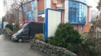 Ситилайт №229428 в городе Хмельницкий (Хмельницкая область), размещение наружной рекламы, IDMedia-аренда по самым низким ценам!