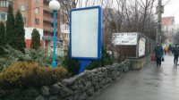 Ситилайт №229429 в городе Хмельницкий (Хмельницкая область), размещение наружной рекламы, IDMedia-аренда по самым низким ценам!