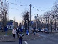 Ситилайт №229522 в городе Черкассы (Черкасская область), размещение наружной рекламы, IDMedia-аренда по самым низким ценам!