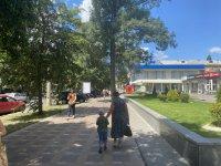 Ситилайт №229523 в городе Черкассы (Черкасская область), размещение наружной рекламы, IDMedia-аренда по самым низким ценам!