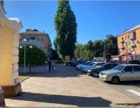 Ситилайт №229528 в городе Черкассы (Черкасская область), размещение наружной рекламы, IDMedia-аренда по самым низким ценам!
