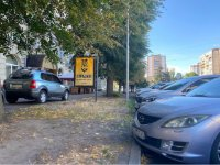 Ситилайт №229536 в городе Черкассы (Черкасская область), размещение наружной рекламы, IDMedia-аренда по самым низким ценам!