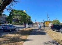 Ситилайт №229537 в городе Черкассы (Черкасская область), размещение наружной рекламы, IDMedia-аренда по самым низким ценам!