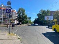Ситилайт №229538 в городе Черкассы (Черкасская область), размещение наружной рекламы, IDMedia-аренда по самым низким ценам!