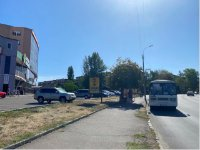 Ситилайт №229542 в городе Черкассы (Черкасская область), размещение наружной рекламы, IDMedia-аренда по самым низким ценам!
