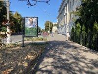 Ситилайт №229545 в городе Черкассы (Черкасская область), размещение наружной рекламы, IDMedia-аренда по самым низким ценам!