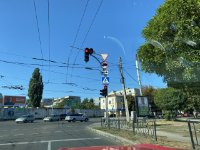 Ситилайт №229549 в городе Черкассы (Черкасская область), размещение наружной рекламы, IDMedia-аренда по самым низким ценам!