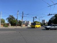 Ситилайт №229550 в городе Черкассы (Черкасская область), размещение наружной рекламы, IDMedia-аренда по самым низким ценам!