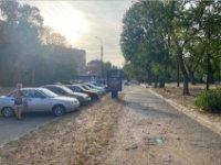 Ситилайт №229557 в городе Черкассы (Черкасская область), размещение наружной рекламы, IDMedia-аренда по самым низким ценам!