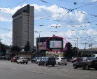 Экран №229995 в городе Харьков (Харьковская область), размещение наружной рекламы, IDMedia-аренда по самым низким ценам!