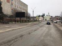 Билборд №230079 в городе Кременец (Тернопольская область), размещение наружной рекламы, IDMedia-аренда по самым низким ценам!