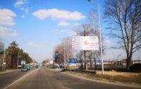 Билборд №230147 в городе Буча (Киевская область), размещение наружной рекламы, IDMedia-аренда по самым низким ценам!