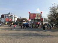 Билборд №230240 в городе Ивано-Франковск (Ивано-Франковская область), размещение наружной рекламы, IDMedia-аренда по самым низким ценам!