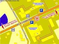Билборд №230257 в городе Калуш (Ивано-Франковская область), размещение наружной рекламы, IDMedia-аренда по самым низким ценам!