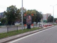 Ситилайт №230260 в городе Львов (Львовская область), размещение наружной рекламы, IDMedia-аренда по самым низким ценам!