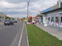 Ситилайт №230261 в городе Львов (Львовская область), размещение наружной рекламы, IDMedia-аренда по самым низким ценам!
