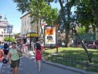 Скролл №230262 в городе Львов (Львовская область), размещение наружной рекламы, IDMedia-аренда по самым низким ценам!