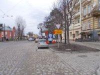 Ситилайт №230269 в городе Львов (Львовская область), размещение наружной рекламы, IDMedia-аренда по самым низким ценам!